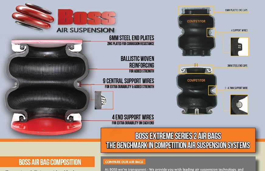 HOMEPAGE - Boss Air Bags